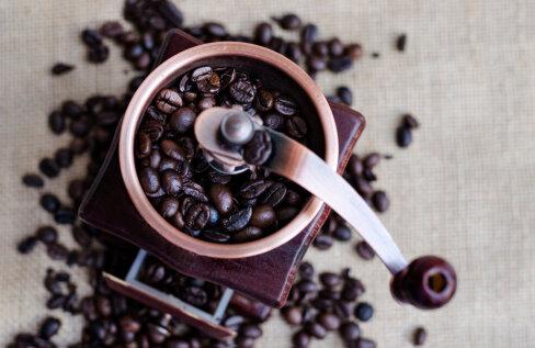 Miks peaks kohvi ise jahvatama?