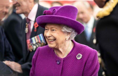 Kuninglik kaader: 93-aastane Elizabeth II ei pelga sadulasse istuda