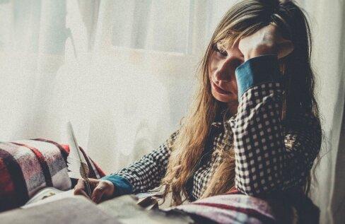 Ärevuse küüsis | Ma olen iseennast täiesti ära kaotanud, tahan oma elu tagasi!