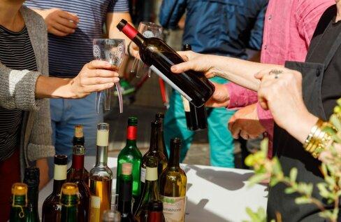 Veinimeistrid kuulutasid välja kümnenda koduveini- ja siidrikonkursi