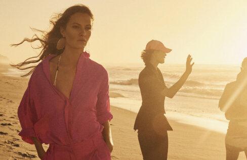 FOTOD   Uudishimulik, värviline ja julge! H&M Studio värske kollektsioon on loodud vabale hingele