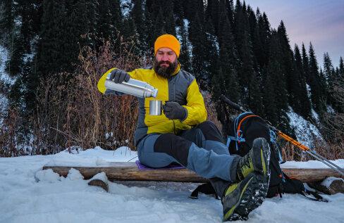 Matkasellide eri: mida pidada silmas keset paksu metsa sooja ja kosutava matkatoidu valmistamisel