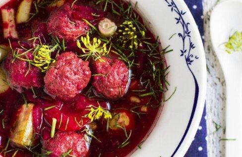 Mine sügisele vitamiinirikka toiduga vastu ja valmista suppe, mis on soojendavad ja maitsetest pungil!