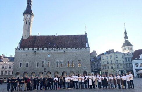 Tallinna restoranide nädal tähistab juubelit