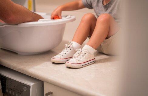 Haiguste periood täies hoos! Vaata, milline tõhus nipp ehmatab kõik lapsed ja täiskasvanud kohe käsi pesema