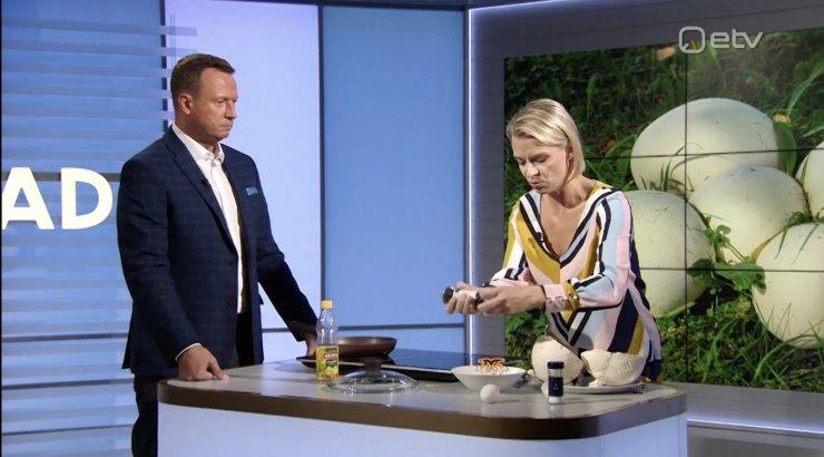 VIDEO | Vaata, milline lihtne tegevus raudse eetrinärviga Grete Lõbu pabistama ja rabistama pani!