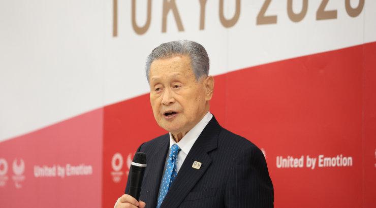 Naisi arvustanud Tokyo olümpiamängude juht astus ametist tagasi