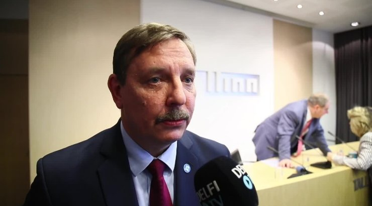 Taavi Aas: minu asemel võiks Tallinna linnapeaks saada Mihhail Kõlvart
