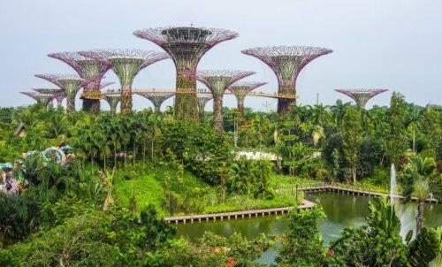 SIHTKOHT | Singapur — linn keset aeda