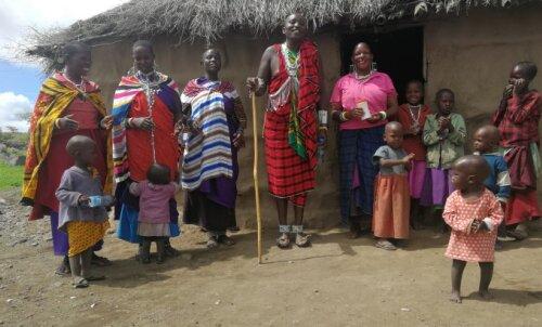 SUUR GALERII | Maasaid — ilus ja uhke rahvas Kilimanjaro jalamil