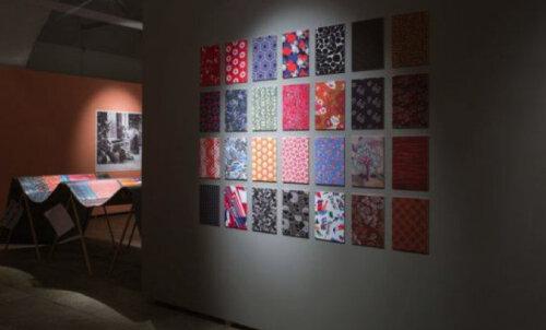 """ИДЕМ В МУЗЕЙ! В Таллинне пройдет экскурсия на русском языке """"Узоры: дизайн Кренгольмского текстиля 1963-2005"""""""