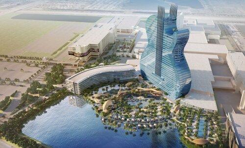 Рок-н-ролл жив! Во Флориде построят 137-метровый отель в виде гитары