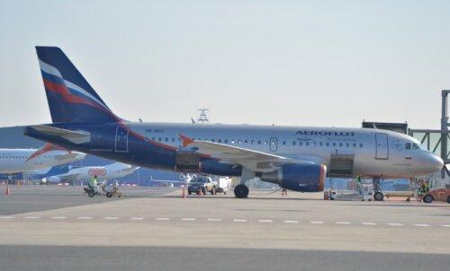 Aeroflot - juba teist kuud maailma täpseim lennufirma