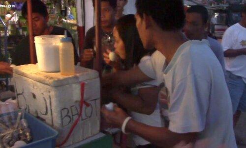 Laura ja Marguse videoblogi: filipiinlaste võikavõitu munaroog paneb julguse proovile