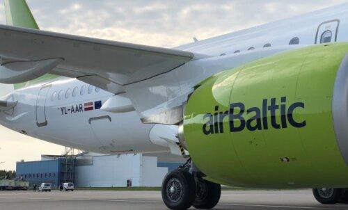 Пассажир отмененного рейса авиакомпании airBaltic требовал компенсацию в размере 250 евро, а получил в пять раз больше