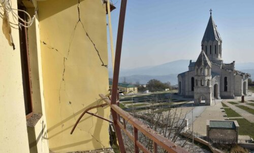 Карабах и Албания. Как война историков отражается на памятниках истории