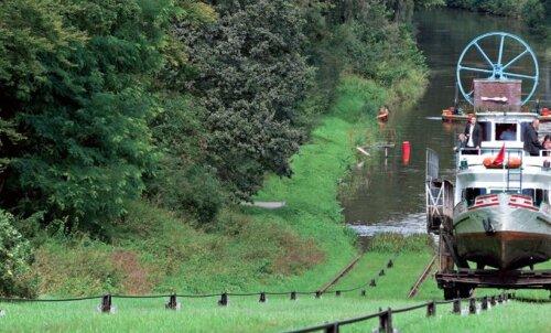 Veereisile Poola Elblagi kanalile