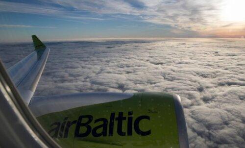 KIIRUSTA | Täna kehtib viimast päeva airBalticu musta reede kampaania: lennud Tallinnast alates vaid 29 eurost!