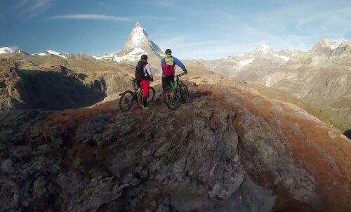 DROONIVIDEO: Šveitsi mäed pakuvad põnevaid seiklusi nii suvel kui talvel