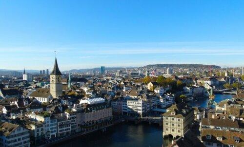 Avasta idüllilist Alpide mäestikku: edasi-tagasi otselennud Tallinnast Šveitsi vaid 99 eurot!