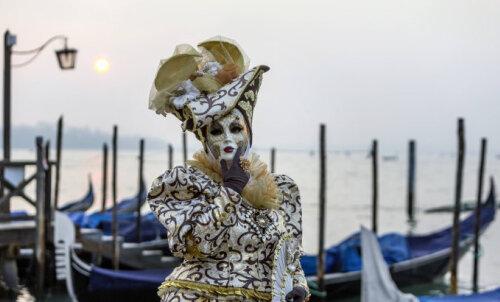 На карнавал в Венецию: билеты из Таллинна туда-обратно всего от 99 евро!