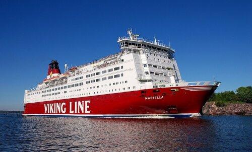 Viking Line'i reisilaev Mariella läbis uuenduskuuri ja naaseb Tallinn-Helsingi liinile