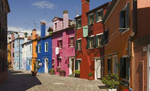 Burano - ilmselt kõige värvilisem linn maailmas