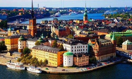 5 причин поехать в Стокгольм
