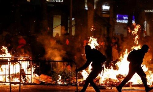 ФОТО | Барселона в огне: почему пока стоит отказаться от поездок в один из самых красивых городов Испании