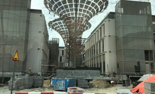 ФОТО. Грандиозные достопримечательности и 6 миллиардов евро: смотрите, как Дубай готовится к проведению международной выставки Expo