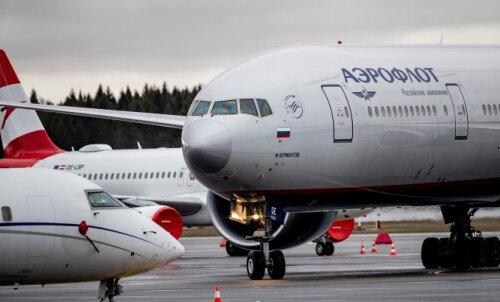 Aeroflot plaanib 1. augustist taastada lennud Tallinna ja Moskva vahel