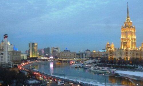 Moskva hotellid lähevad aina odavamaks, kuid on veel endiselt pooltühjad