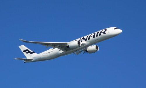 Finnair alustab järgmisest nädalast lende Tallinna ja Helsingi vahel