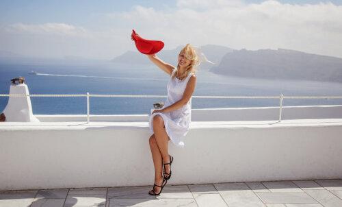 HEAD REISI │Palun pilet Santorinile ehk mida peaksid teadma transpordist saarele ja saarel