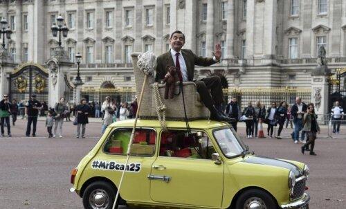На экскурсию с мистером Бином: в Лондоне придумали интересное развлечение для туристов