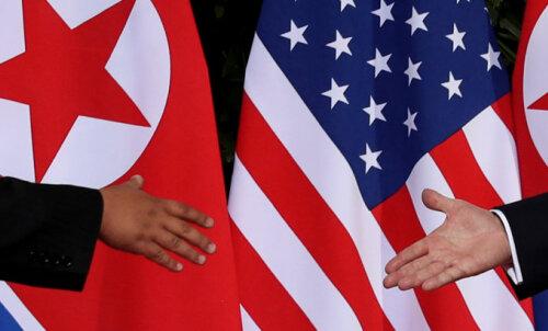 SUUR JÄRELTULIJA   Kim Jong Un'i ja Trumpi kohtumine Singapuris: kogu see vaatemäng olnuks naeruväärne, kui poleks olnud nii surmtõsine