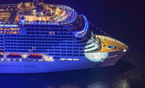 REISIJUHT HAMBURGIS   Vaata, milline näeb seestpoolt välja Euroopa suurim kruiisilaev — uhiuus MSC Grandiosa