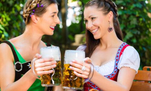Пиво под открытым небом — история одной баварской традиции
