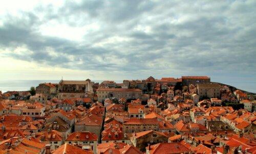 Доступ туристов в центр Дубровника ограничат