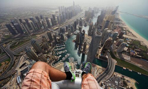 ВИДЕО. До 150 км в час: в Дубае можно будет прокатиться на высокоскоростной канатной дороге