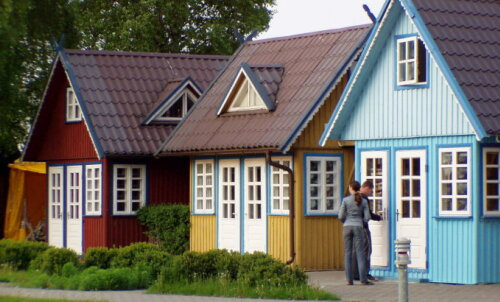Литовская Нида — запретный рай или самый дорогой курорт мира?