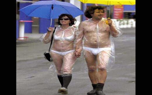 Räägitakse, et vihmast ilma saab ka nautida