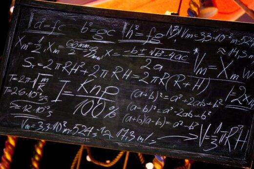 TESTI END: Kui tugev oled põhikooli matemaatikas?