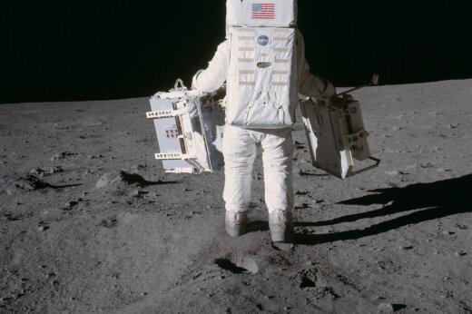 SAMM TUNDMATUSSE. Võidujooks Nõukogude Liiduga viis ameeriklased Kuule