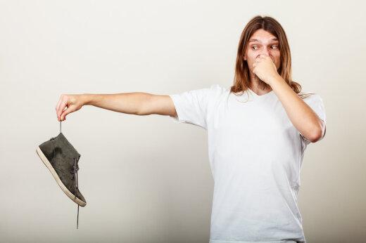 ELUHÄKK: Lihtne nipp, kuidas jalanõud taas haisuvabaks saada