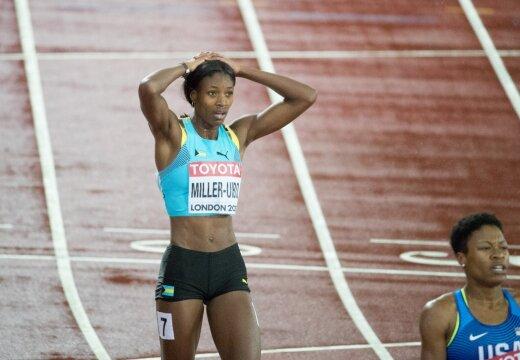 Skandaal MM-i eel: ministri otsus võib Shaunae Miller-Uibo kuldmedalist ilma jätta