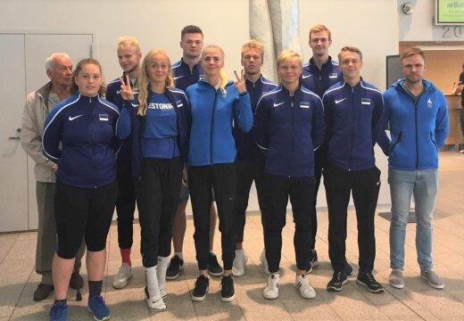 U20 vanuseklassi Euroopa meistrivõistlustel osaleb 11 Eesti kergejõustiklast