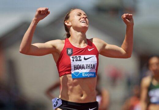 USA rekordiomanikku karistati dopingu kasutamise eest 4-aastase võistluskeeluga