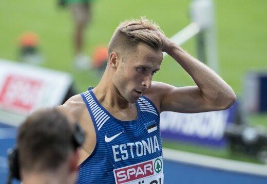 Rasmus Mägi alustas erakordselt pikka hooaega rahulikult
