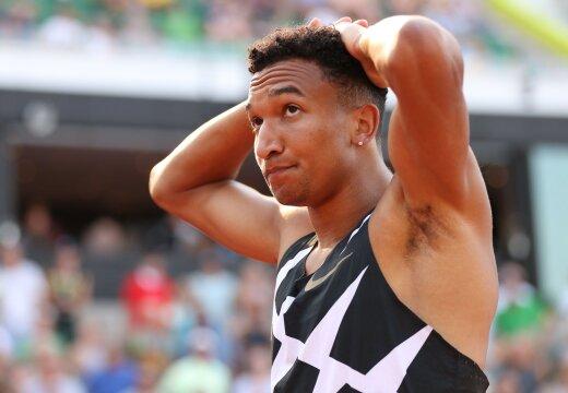 Doha 800 meetri jooksu kullaomanik jäi USA koondisest välja